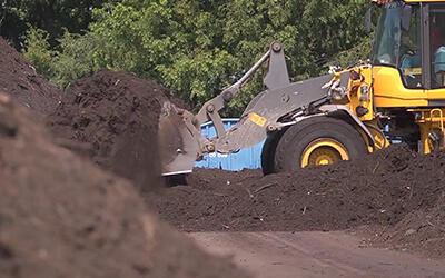Regio bundelt krachten voor gezonde bodem met hergebruik groenafval
